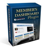 Member Dashboard Plugin