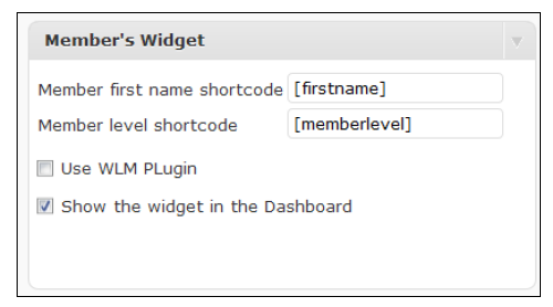 member-dashboard-member-widget