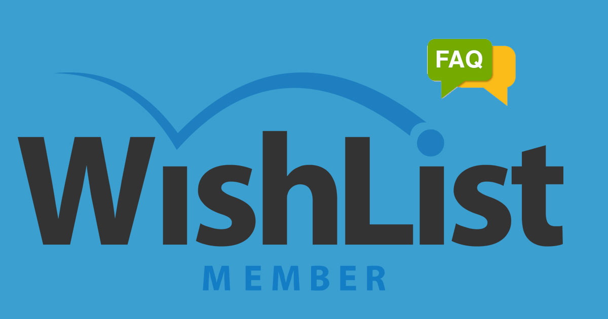 Visitors Questions by Wishlist Member Users