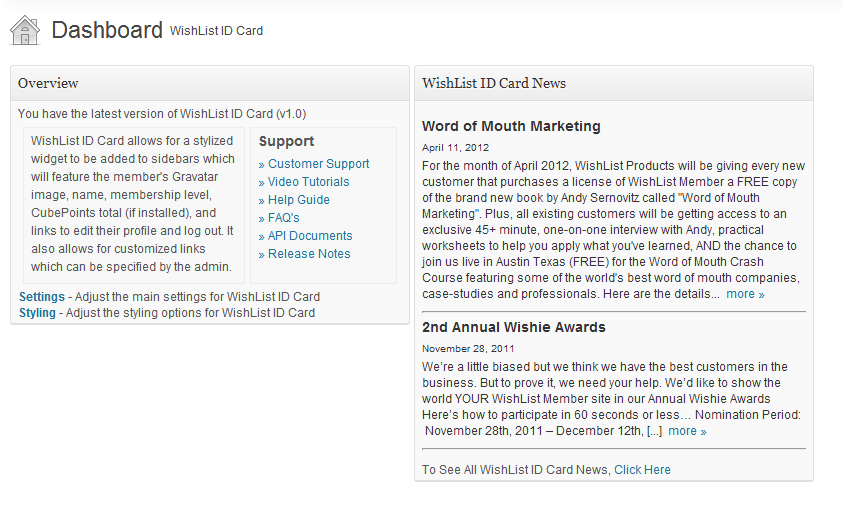 Wishlist_Id_Card_Dashboard