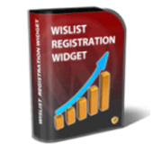 Wishlist Registration Widget