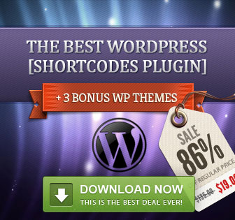 Lizatom Shortcodes Time Limited Deal – This Plugin Rocks!