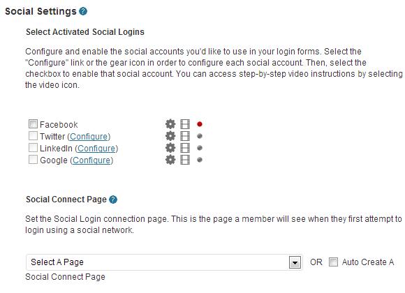 social-settings