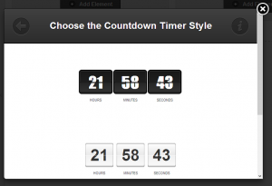 OptimizePress 2.0 Countdown Timer Options
