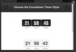 OptimizePress 2.0 Countdown Timer Options