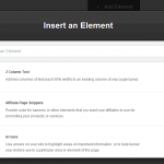 OptimizePress 2.0 Elements