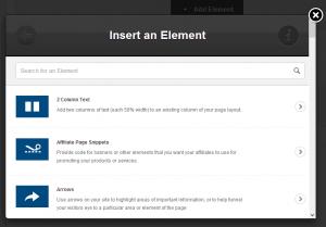 OptimizePress 2.0 Elements
