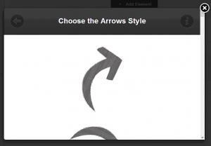 OptimizePress 2.0 Arrow Elements Examples