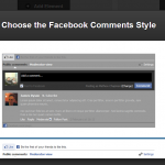 OptimizePress 2.0 Facebook Comments Options