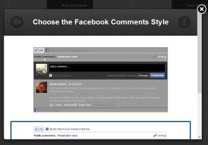OptimizePress 2.0 Facebook Comments Options