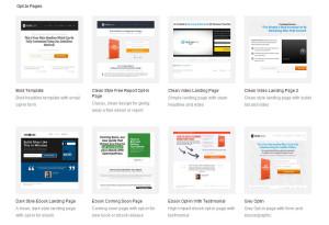 OptimizePress 2.0 Optin Pages