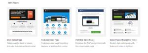 OptimizePress 2.0 Sales Pages