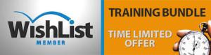 Wishlist Member Training Bundle