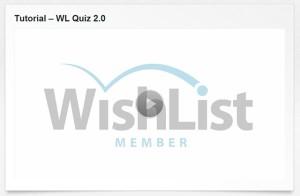 Wishlist Quiz 2.0 Tutorial