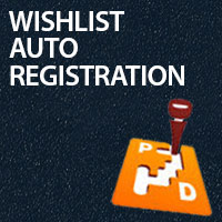 Wishlist Auto Registration Plugin is Now Available for Purchase!