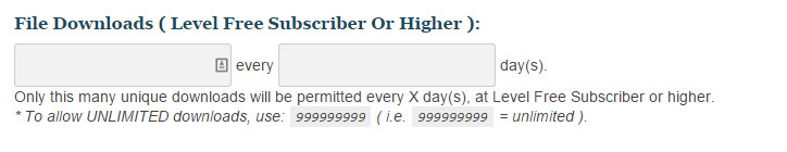 Download Limitiations Optimize Member