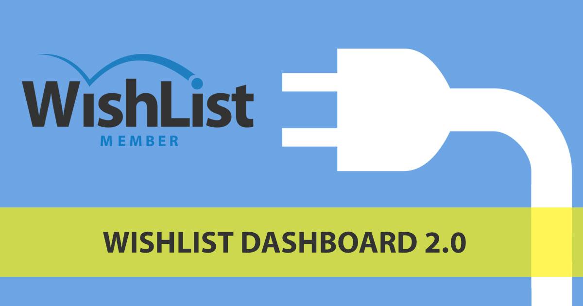 Wishlist Dashboard 2.0