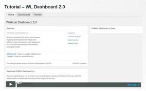 Wishlist Dashboard 2.0 for Wishlist Member Plugin