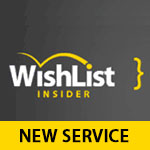 Wishlist Links – New Service for Wishlist Insider Members (Free)