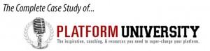 Case Study #2: Building a Membership Site Like Platform University by Michael Hyatt