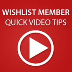 Wishlist Member Quick Video Series List