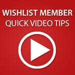 Wishlist Member Quick Video Series List