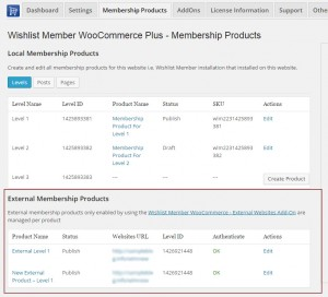 External Membership Sites Add-Ons Bundle