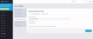 Wishlist Member SamCart Integration Settings - Step #2
