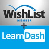 Does Wishlist Member integrate with LearnDash?