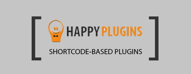 Using HappyPlugins Shortcodes-Based Plugins with Custom Post Types & Page Builders