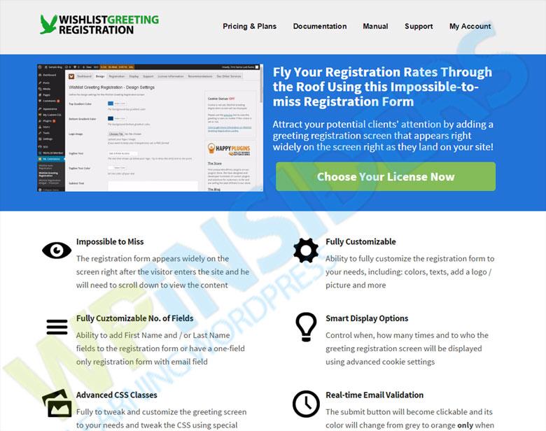 Create professional looking websites