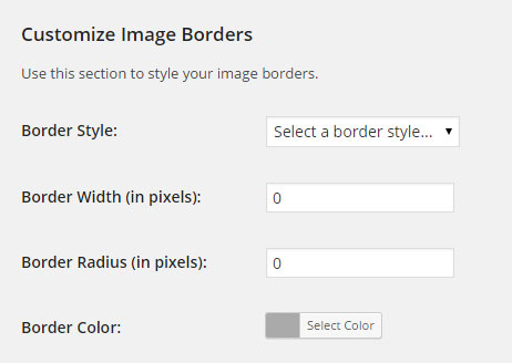 Customize images borders - Advanced Image Styles
