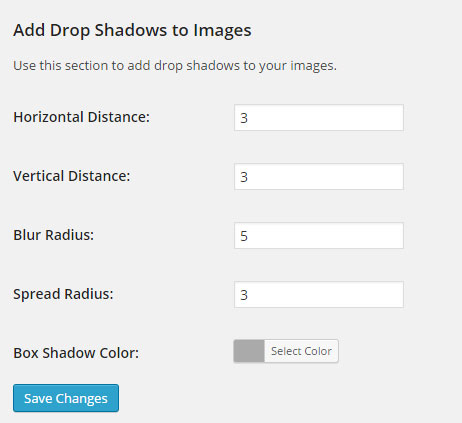 Drop Shadows to Images - Advanced Image Styles