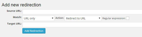 Redirection - WordPress Plugin