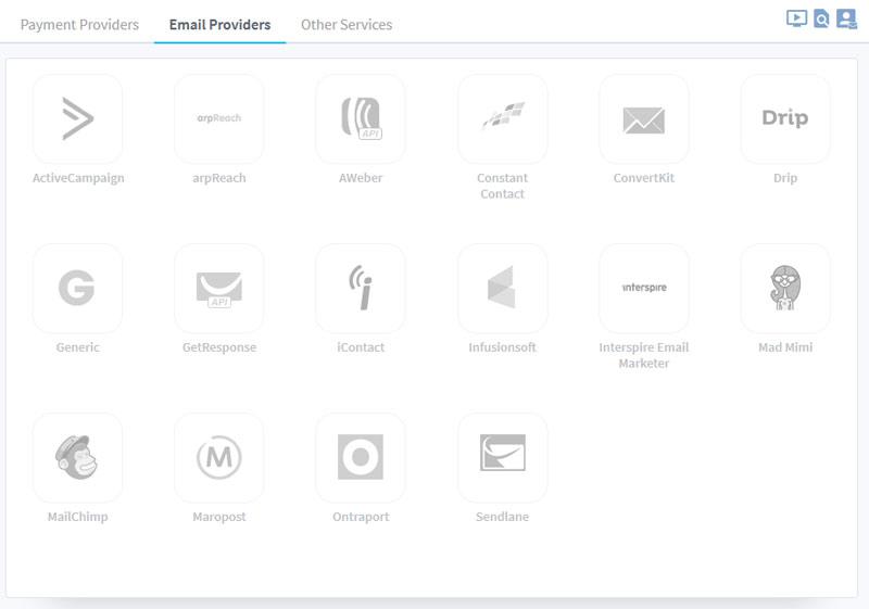 Wishlist Member v3.0 Email Providers Integration