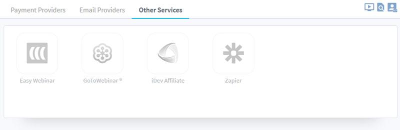 Wishlist Member 3.0 Other Integrations