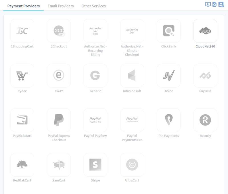 Wishlist Member v3.0 Payment Gateways Integration