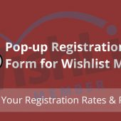 Popup Registration Plugins for Wishlist Member
