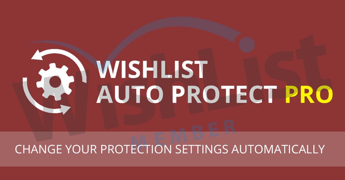 Per Post Dripping for WishList Member using Wishlist Auto Protect Pro Plugin [NEW]